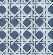 Basket Squares (Blue)