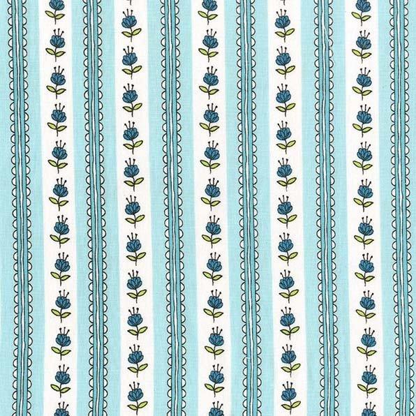 Clover Blossom (Aqua)