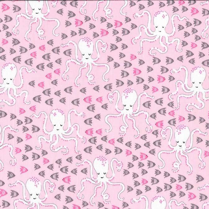 Octopi (Pink)