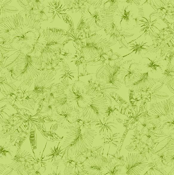 Aloha Spirit (Green)