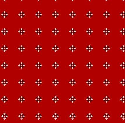 Bandana Bauble (Red)