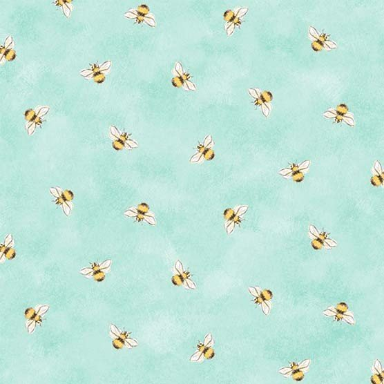 Bee My Baby (Aqua)