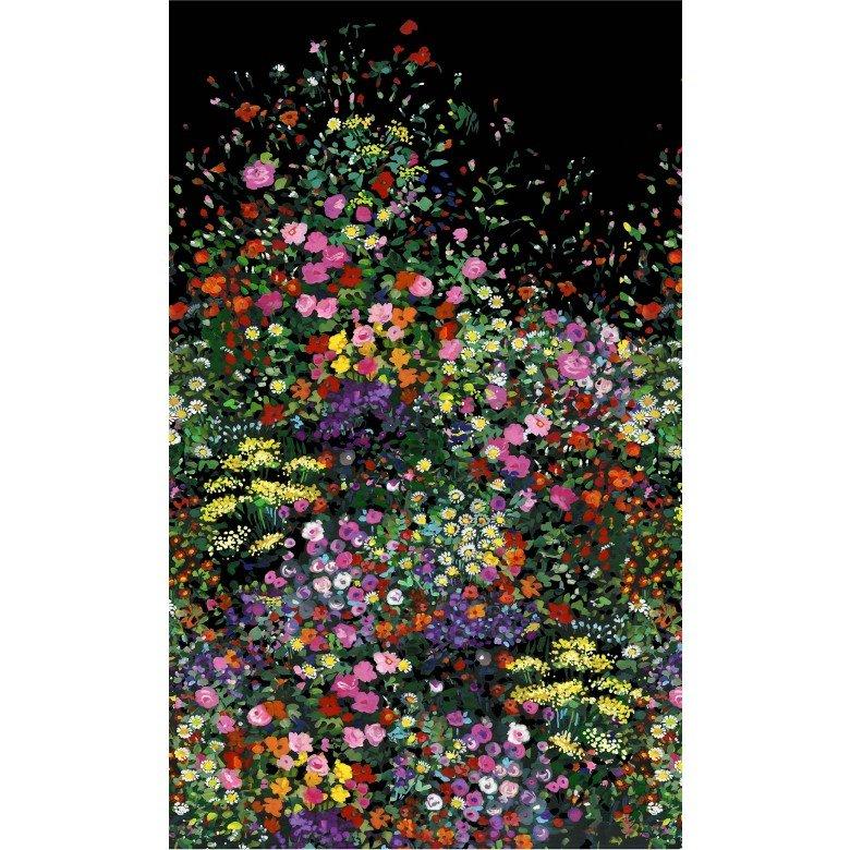 Bowers Of Flowers (Black)