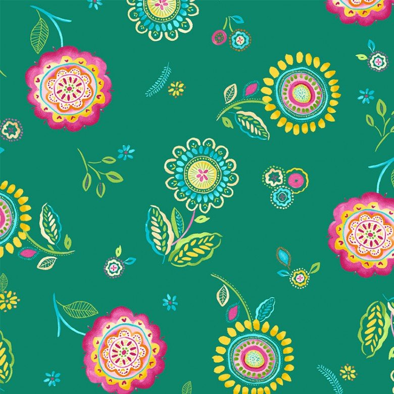 Breath Of Colors (Teal)