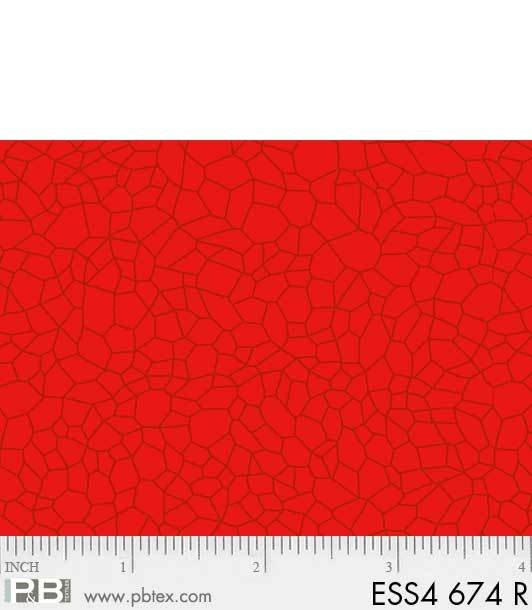 Bear Essentials 4 - Crackle (Red)