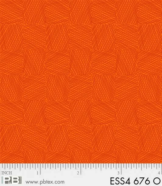 Bear Essentials 4 - Geo (Orange)