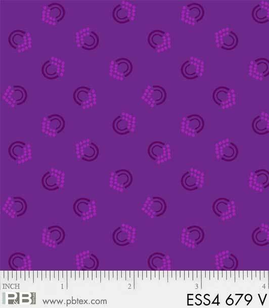 Bear Essentials 4 - Dot Pod (Violet)