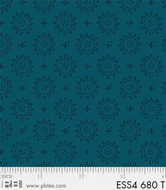 Bear Essentials 4 - Medallion (Teal)