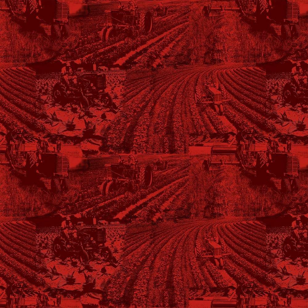 Farmall Tractor - Farmall Toile (Red)