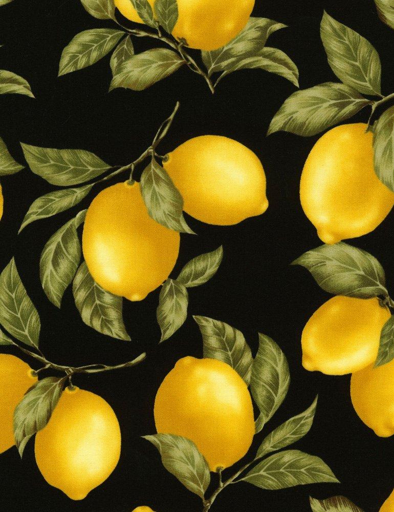 Lemons (Black)