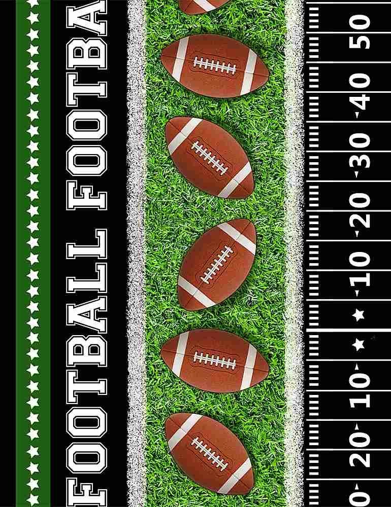 *11 Football Stripe (Multi)