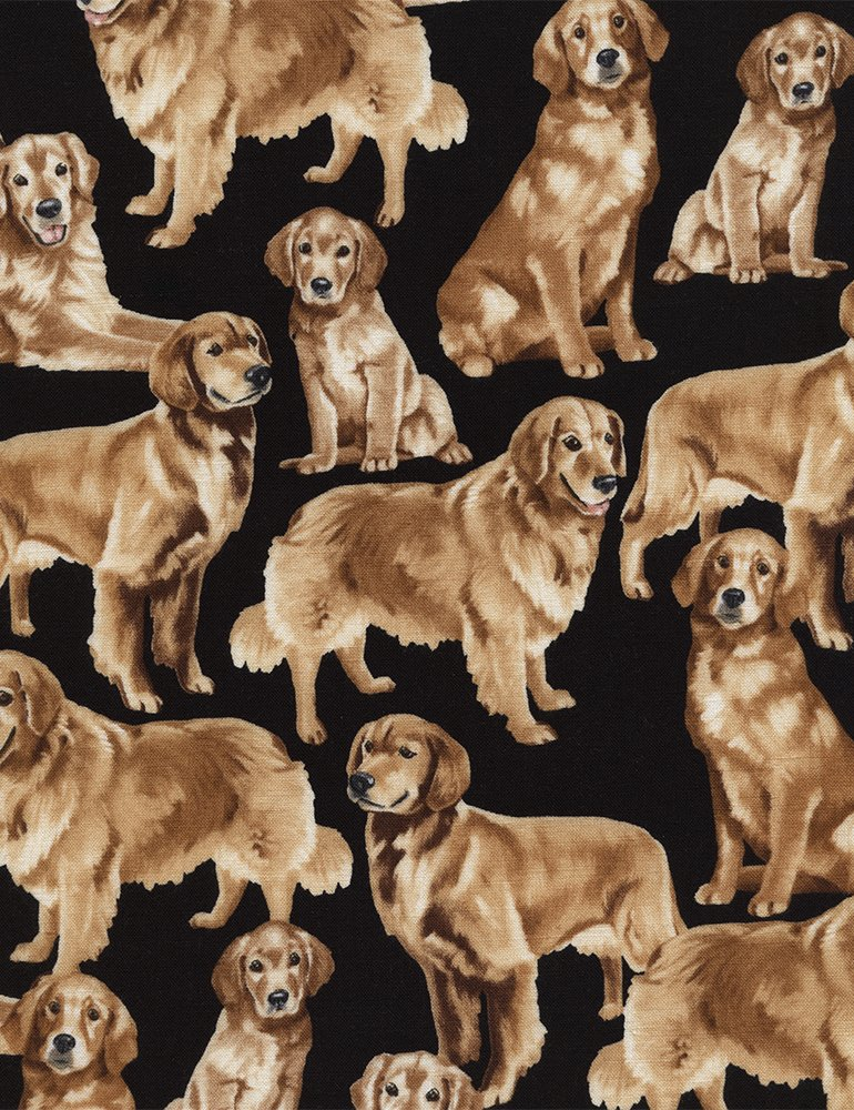 *Golden Retrievers (Golden)