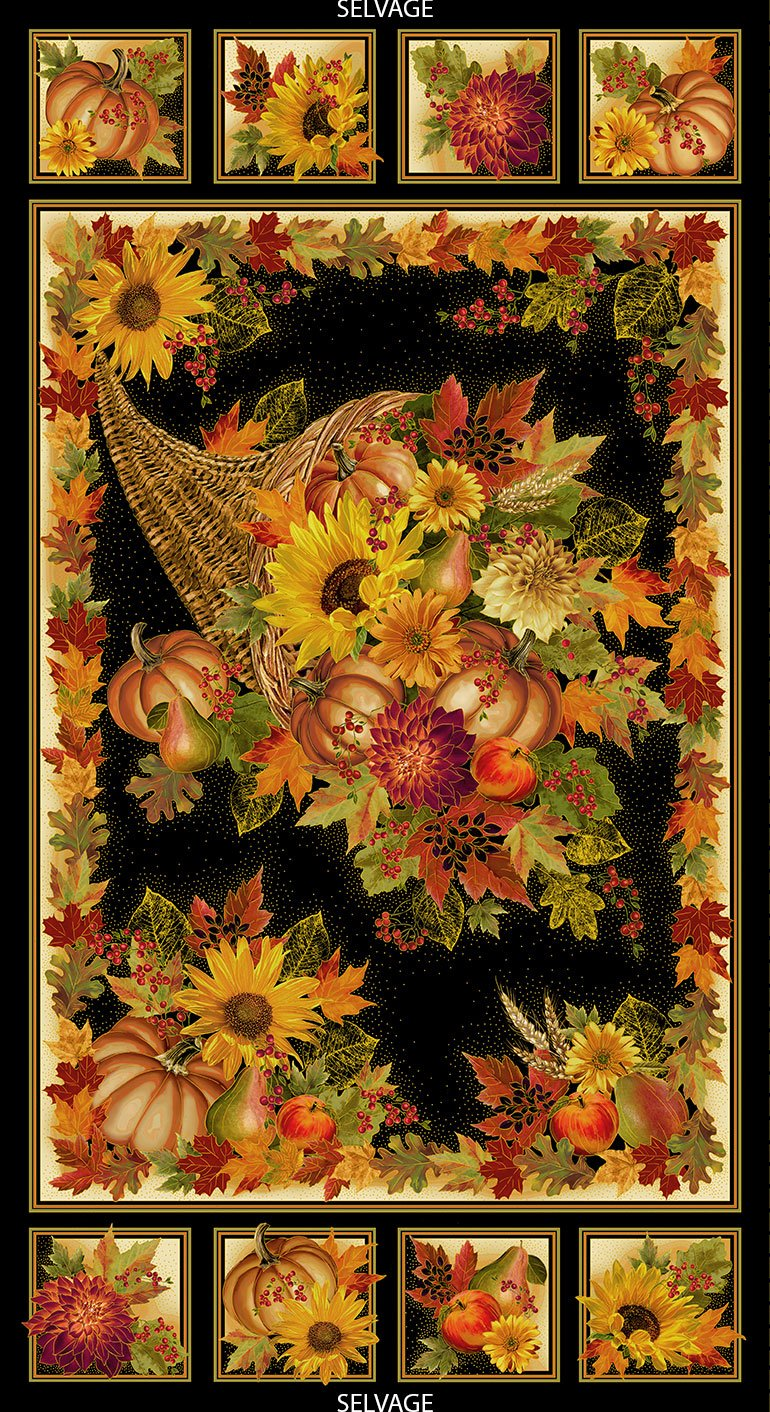 Harvest 23 Cornucopia Panel (Metallic)