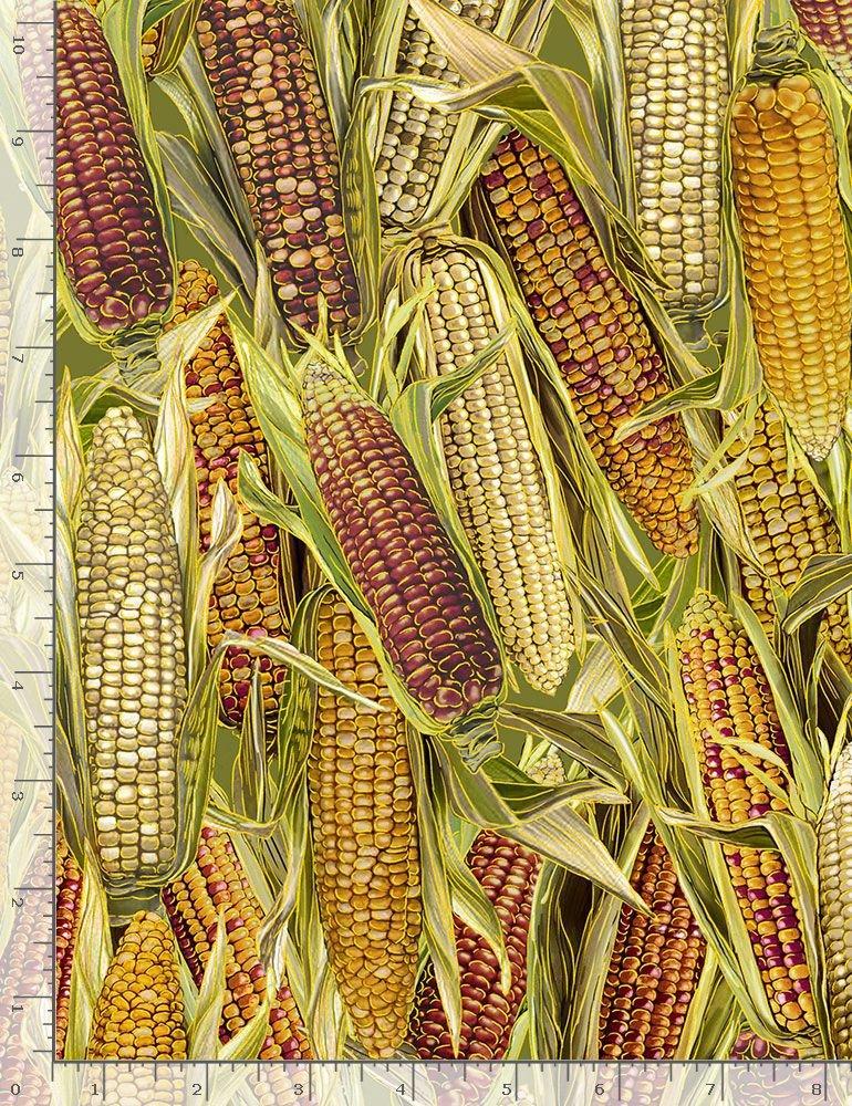 *Packed Corn - Metallic (Multi)
