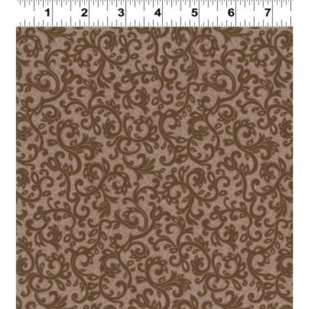 Impressions Scroll (Brown)