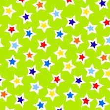 Air Show - Stars (Green)