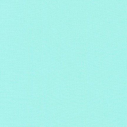 Kona Cotton - (Aqua)