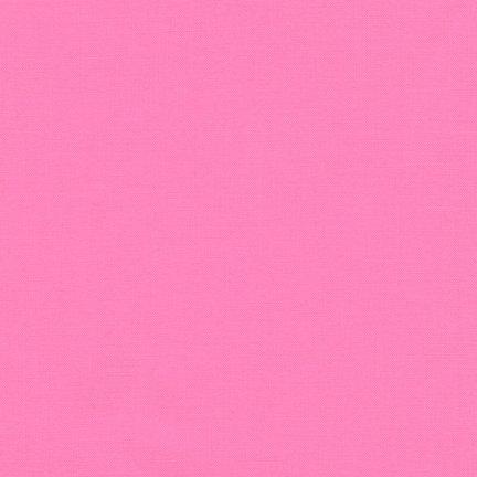 Kona Cotton - (Candy Pink)