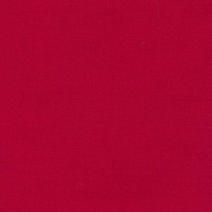 Kona Cotton - (Cardinal)