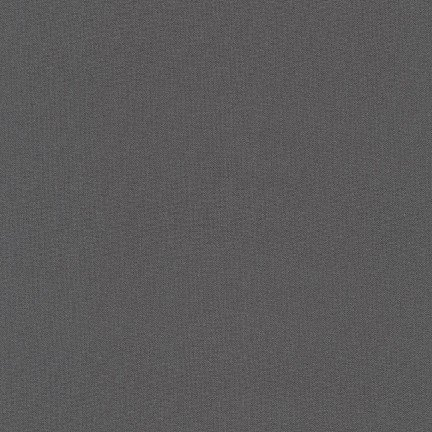 Kona Cotton - (Coal)