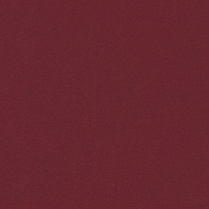 Kona Cotton - (Crimson)