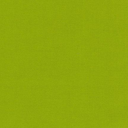 Kona Cotton  - (Lime)