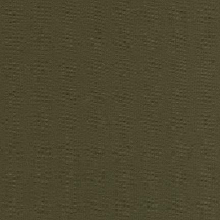 Kona Cotton  - (Moss)