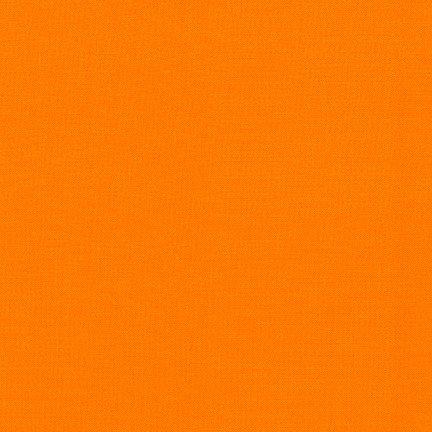 Kona Cotton  - (Orange)
