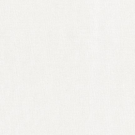 Kona Cotton 57'' Wide - (Snow)