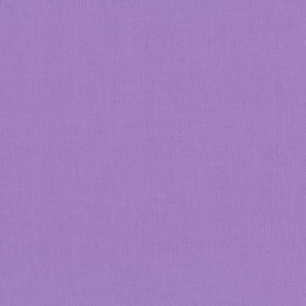 Kona Cotton  - (Wisteria)
