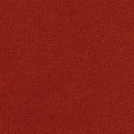 Kona Cotton - (Paprika)