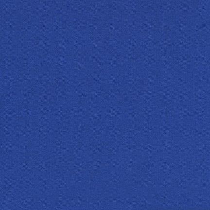 Kona Cotton  - (Deep Blue)