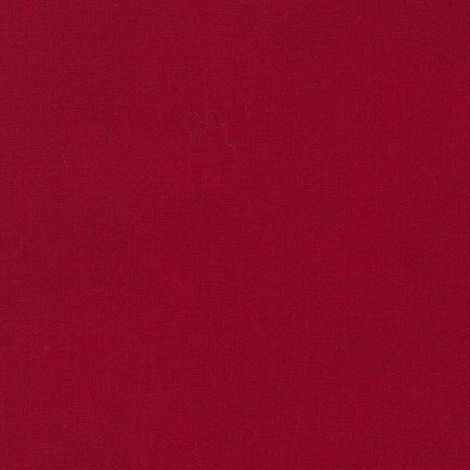 Kona Cotton - (Rich Red)