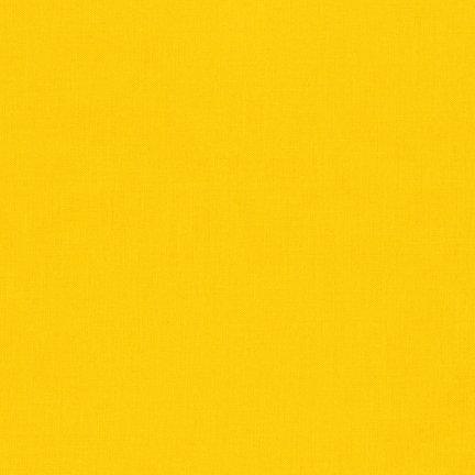 Kona Cotton - (Canary)