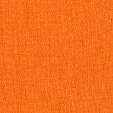 Kona Cotton - (Kumquat)