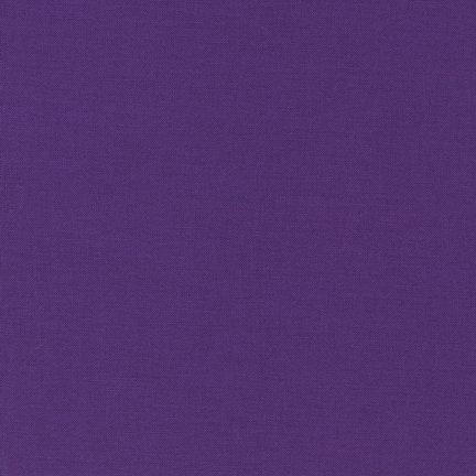 Kona Cotton - (Mulberry)