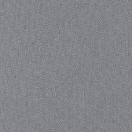 Kona Cotton  - (Steel)