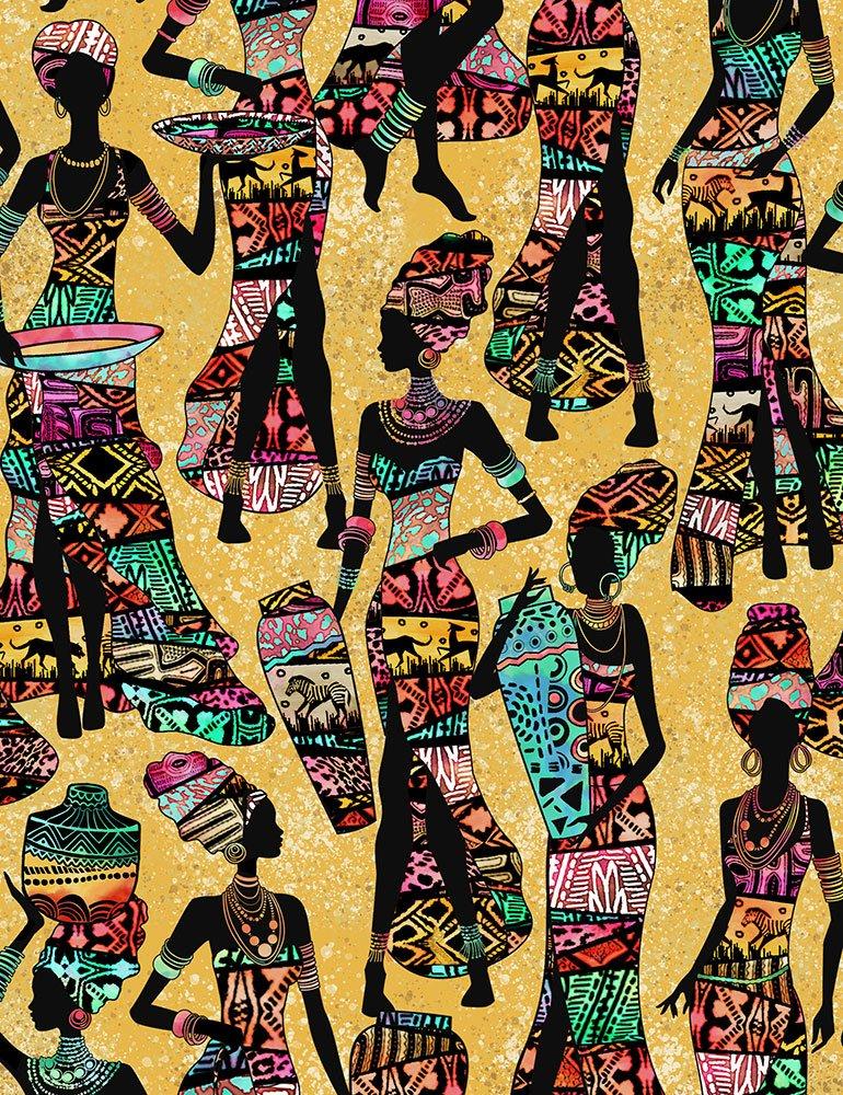 *African Ladies (Sand)