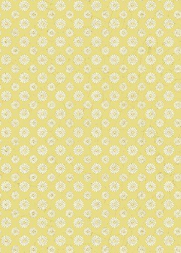 Sew Vintage - Raining Daisies (Vanilla)