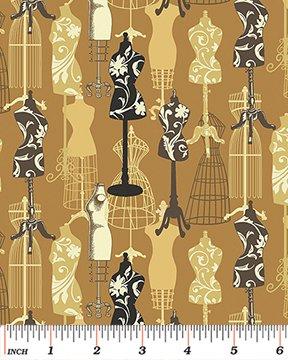 Sew Vintage - Dressmaker Secret (Spice)