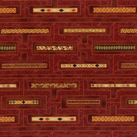 Mandalay (Cayenne/Gold) - Metallic