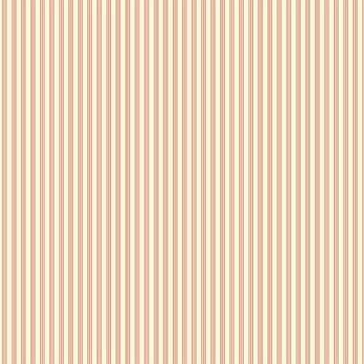 Mayflower - Pinstripe (Red)