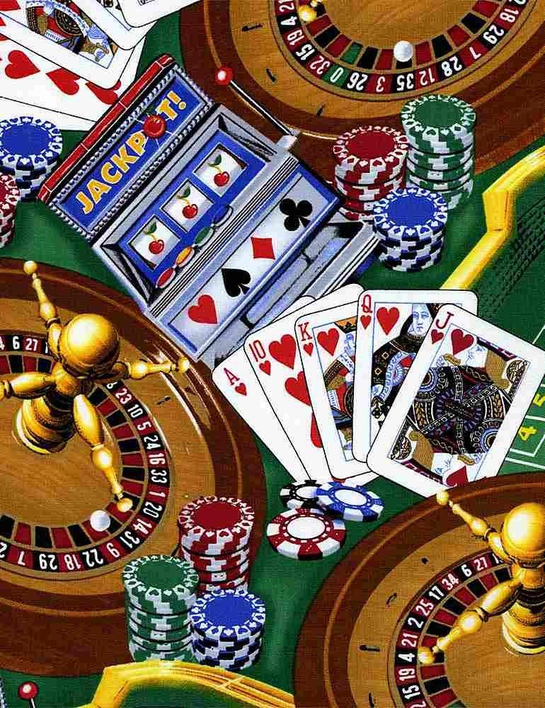 *Casino (Green)