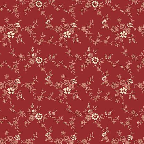 Nana's Flower Garden - Trailing Vine (Red)
