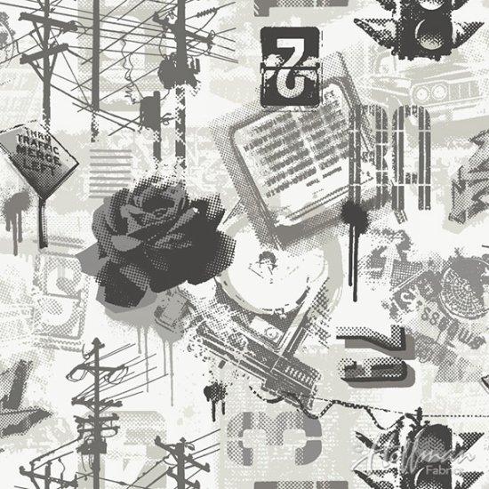 Grafic (Flint) - DIGITAL PRINT
