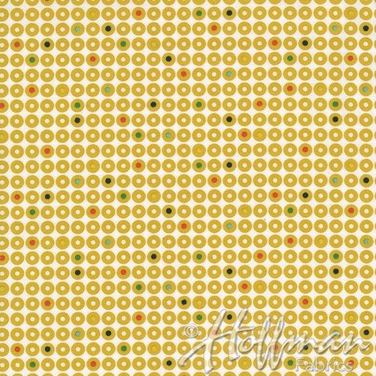 Grafic (Mustard) - DIGITAL PRINT