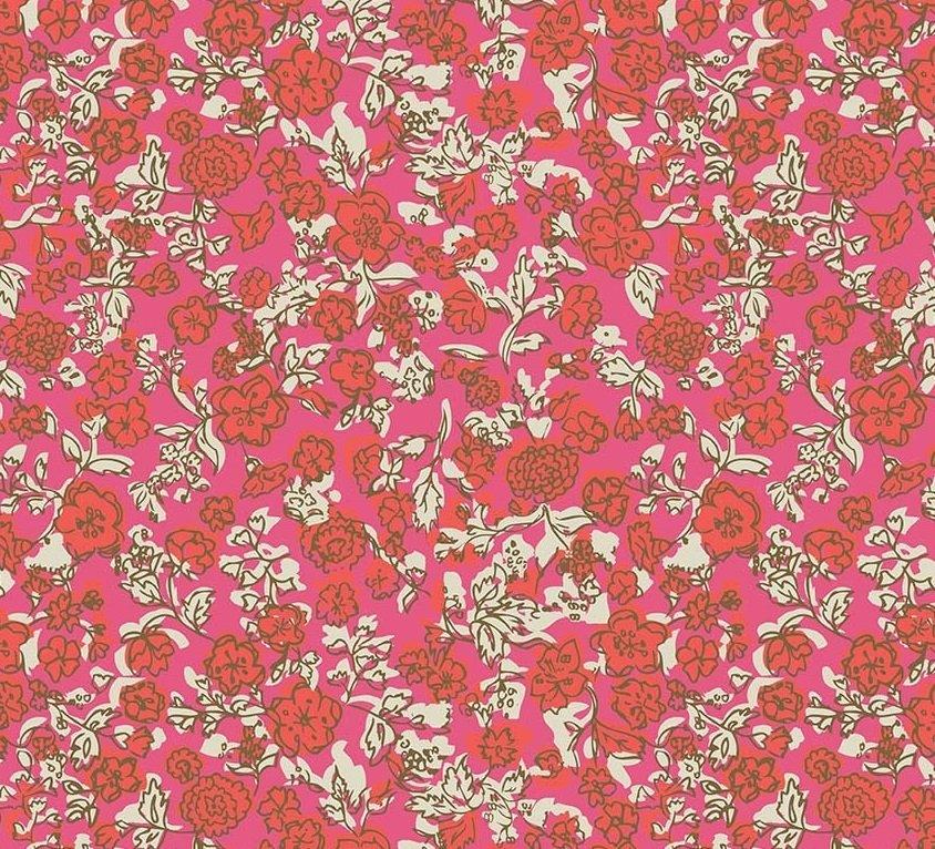 Ivy Mae - Floral (Pink)
