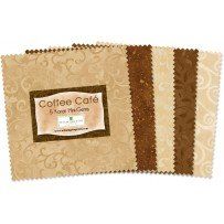 Coffee Cafe 5 Squares