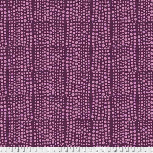 108 Wide - Dots (Violet)