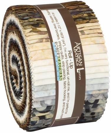 Artisan Batiks - Rings & Dots 2.5 Strips